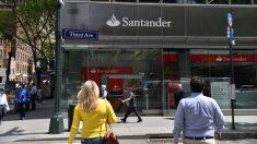 Banco Santander anuncia que no cobrará comisión por envío de remesas de Estados Unidos a México
