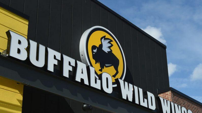 Exterior de Buffalo Wild Wings (Diamond/Getty Images for Buffalo Wild Wings)