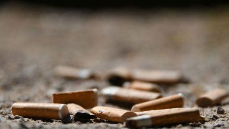 Estados Unidos alcanza un mínimo histórico de consumo de cigarrillos