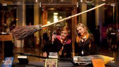 Toyota lanza una escoba voladora como la de Harry Potter