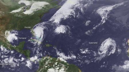 Oficialmente NOAA da por terminada la temporada de huracanes del Atlántico 2019