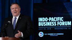 """Visión del Indo-Pacífico de Trump plantea contener a """"poderes autoritarios revisionistas"""", dice DoS"""