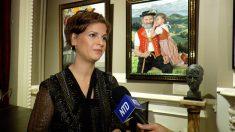 Pinturas de virtud y pureza renuevan la esperanza en las bellas artes tradicionales