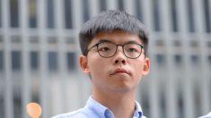 Joshua Wong insta a Alemania a no entrenar soldados chinos mientras ocurren protestas en Hong Kong
