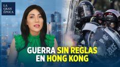 Las 6 estrategias de Beijing para reprimir las protestas en Hong Kong