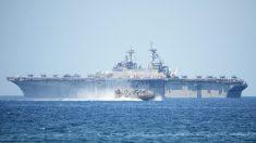 EE.UU. rechaza oficialmente las reclamaciones de Beijing sobre el Mar del Sur de China