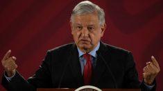 """López Obrador dice que no hay """"nada que temer"""" porque Trump designe como terroristas a los cárteles"""