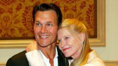 Esposa de Patrick Swayze se lembra do marido 'herói' dez anos após sua morte prematura