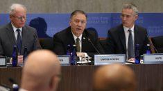Estados Unidos seguirá liderando la lucha contra ISIS, dice Pompeo