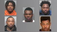 Arrestan a 5 pandilleros del tiroteo que dejó 5 muertos en una fiesta de Halloween