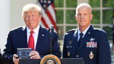 El Jefe del Comando Espacial describe avances a medida que aumentan las amenazas de guerra espacial