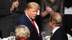 Trump elogió el crecimiento de salarios y empleo: 'Pusimos fin a la guerra contra los trabajadores'
