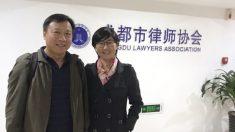 """La """"abogada más valiente de China"""" describe la tortura inhumana sufrida en las prisiones chinas"""