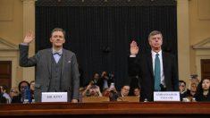 Testigos confirman los informes de periodistas citados en la investigación del impeachment