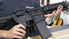 Mujer embarazada protege a su familia disparando un rifle semiautomático contra invasores en Florida