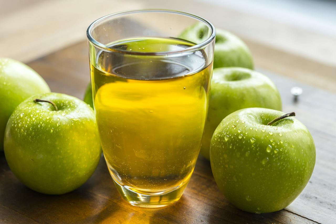 manzana-verde-jugo