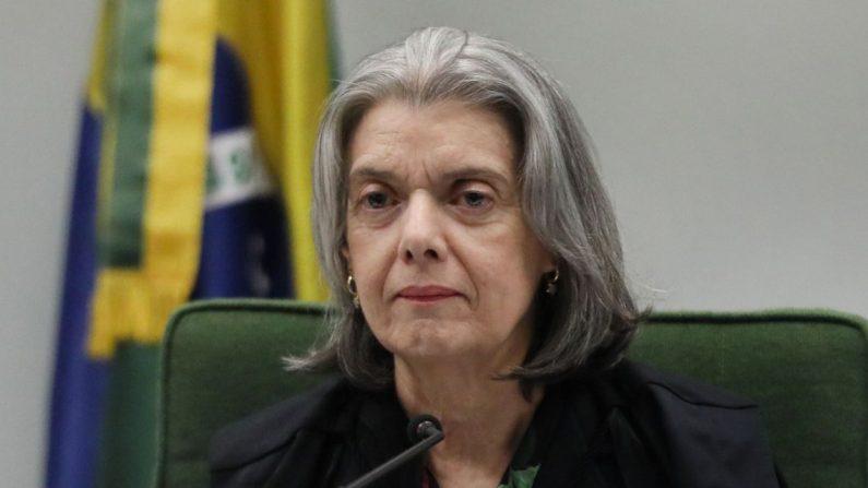 Ministra Cármen Lúcia preside sessão da 2ª turma do STF (Nelson Jr./SCO/STF)