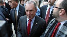 Michael Bloomberg presenta la documentación de la FEC para la campaña presidencial
