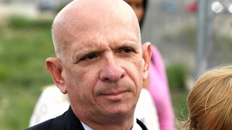 El exgeneral chavista Hugo Armando Carvajal. (EFE/Víctor Lerena/Archivo)