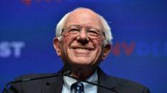 Sanders empata en el primer lugar de una nueva encuesta y ocupa segundo lugar en el promedio nacional