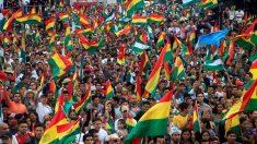 Bolivia enfila hacia el diálogo para pacificar el país