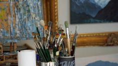 Descubre obras de arte robadas en casa de un familiar fallecido y las devuelve, valían USD 800.000