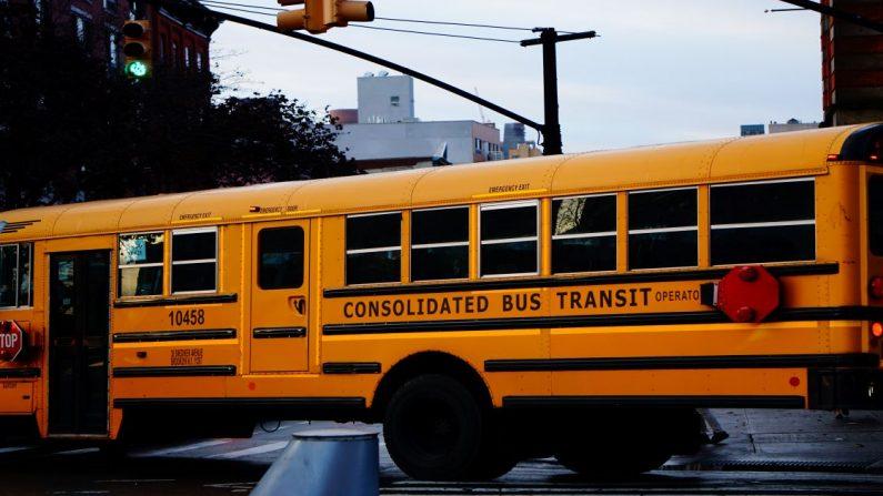 Imagen ilustrativa de un autobús escolar. (Dimitar Belchev/Unsplash)