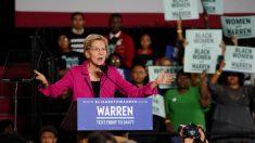 Warren fue descubierta en un video contradiciendo la historia escolar de sus hijos