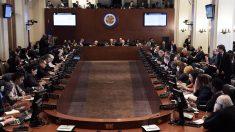 Consejo Permanente de la OEA aprueba resolución para que Bolivia convoque a elecciones