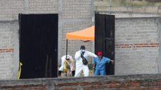 Autoridades elevan a 30 los cuerpos hallados en finca del oeste de México