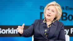 """Exestratega de Clinton dice que hay una """"lógica política"""" para que Hillary se postule en 2020"""