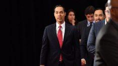 Solo 10 candidatos cumplen los requisitos para el debate presidencial demócrata de noviembre