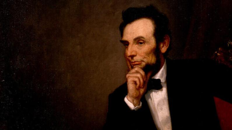 Un retrato de Abraham Lincoln por George Peter Alexander Healy, 1869. (Dominio público)