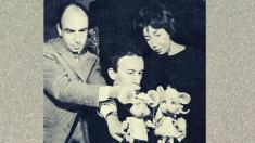 """Muere la creadora del famoso ratón """"Topo Gigio"""", María Perego, a los 95 años de edad"""