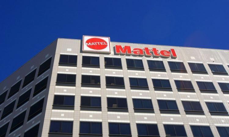 Sede central de Mattel Inc. (David McNew/Getty Images)
