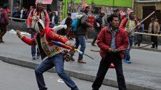 Termina prazo dado por manifestantes para que Morales renuncie