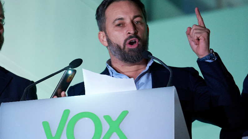 Santiago Abascal (Xaume Olleros/Getty Images)