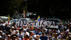 Venezuelanos iniciam semana de protesto após convocação da oposição (Vídeo)