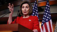 """Pelosi dice que """"no sabe"""" cuándo terminará la investigación sobre el impeachment"""