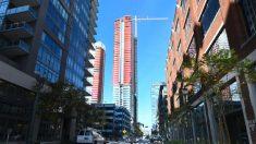 Proyecto de construcción multimillonario chino en Los Ángeles se suspende por deudas a contratistas