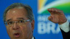 """Nos EUA, Guedes defende """"fim da hostilidade"""" ao setor privado"""