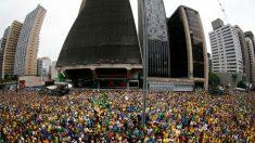 Milhares protestam pelo Brasil contra revogação da prisão em 2ª instância pelo STF
