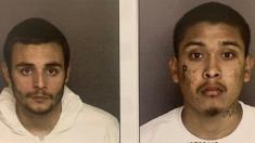 Policía de California alerta por 2 presuntos asesinos violentos que escaparon de la cárcel