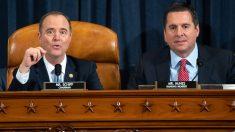 """Nunes le dice a Schiff: """"Está claro que necesita una reparación"""""""