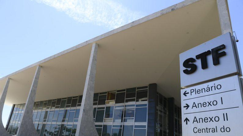 Fachada do Supremo Tribunal Federal (STF) (Foto: Marcos Oliveira/Agência Senado)