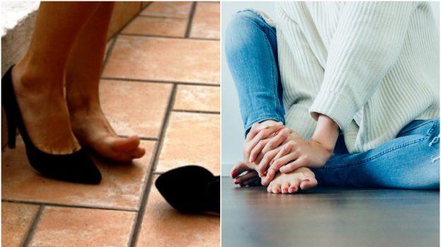 Cuando sepas las 7 razones para no usar tacones altos, amarás más a tus pies que a tus zapatos