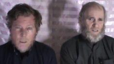 Talibanes liberan a un profesor estadounidense y otro australiano en intercambio de prisioneros