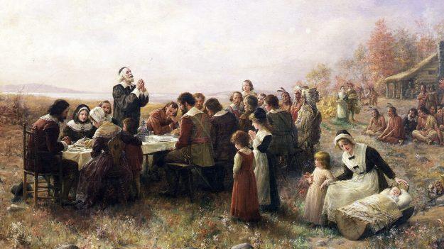 Los maestros radicales están tratando de volver a los jóvenes en contra del Día de Acción de Gracias