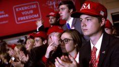 Jóvenes republicanos se sienten incómodos al opinar de política con maestros universitarios