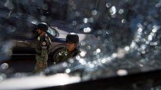 31 detenidos por tiroteo de sicarios y Policía mexicana que dejó 25 muertos